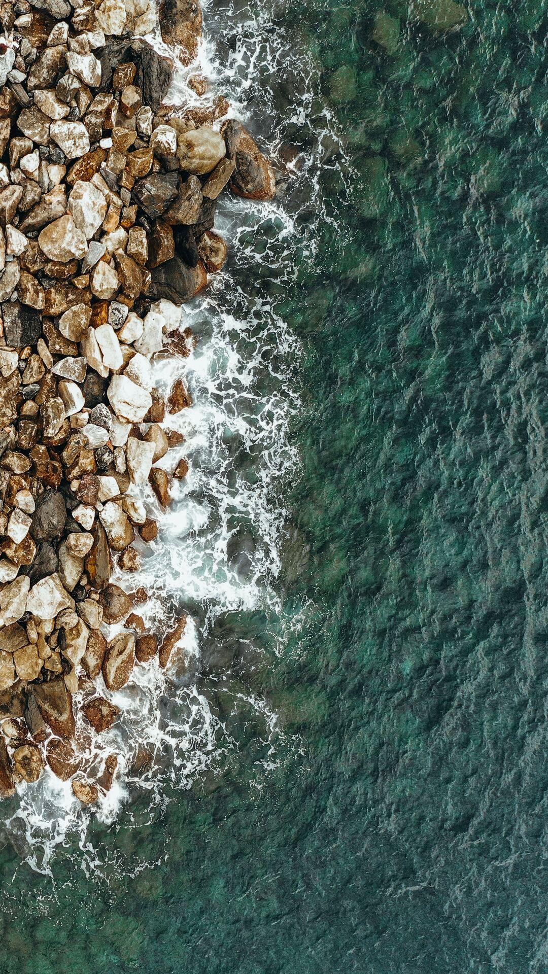 خلفيات ايفون شاطئ روعة Hd 2020 مربع