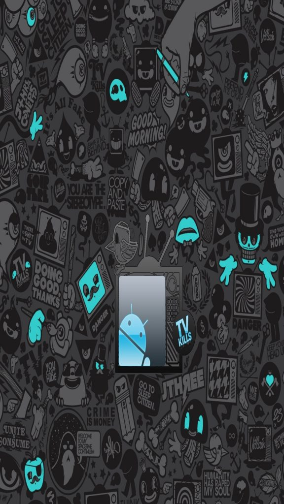 android wallpapers hd خلفيات موبايل اندرويد شعار