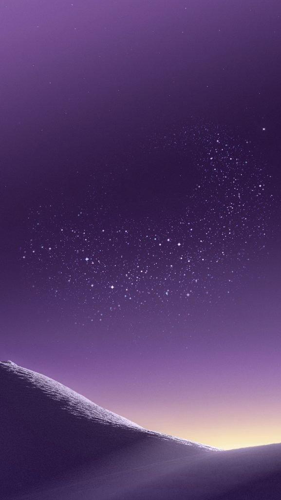 خلفيات ايفون فضاء ليل روعة Hd 2020 مربع
