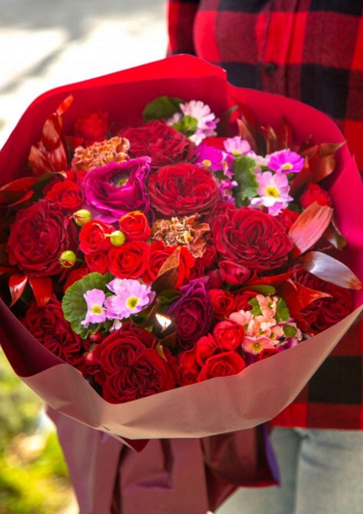 صور ورد جميل Hd ورد أحمر 3