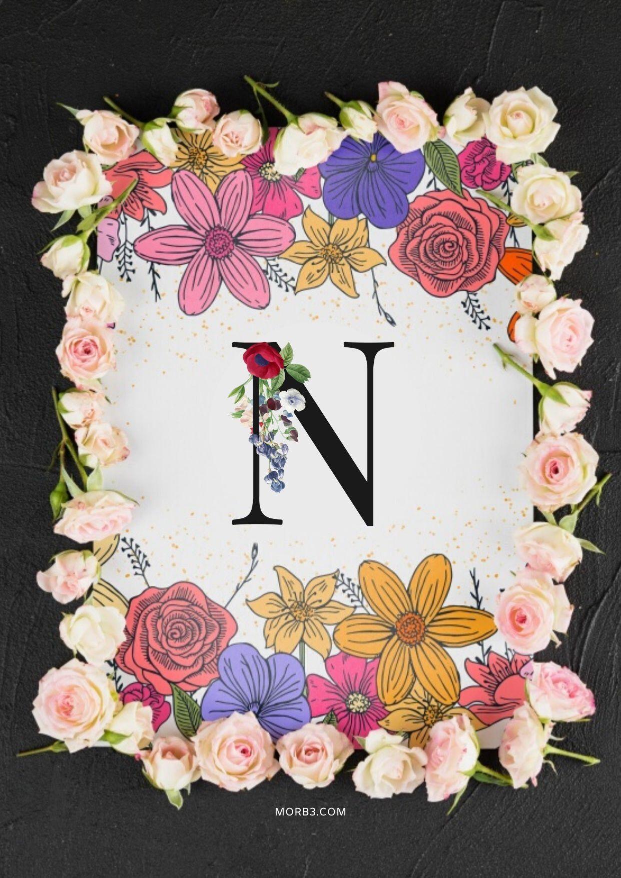 صور حرف N خلفيات حرف N خلفيات حرف N رومانسية اجمل حرف N في العالم حرف N بالورد حرف N احبك حرف N في قلوب حرف N مع كلام حب خلفيات حرف